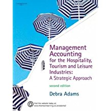 Management Accounting for the Hospitality Industry